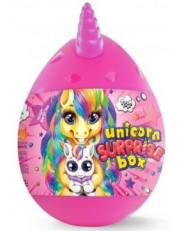 Набір креативної творчості Unicorn Surprise Box Danko Toys (USB-01-01)