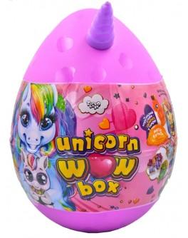 Набір креативної творчості Unicorn WOW Box Danko Toys (UWB-01-01)