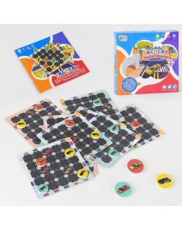 Гра-головоломка настільна Fun Game Експерт з паркування (UKB-B 0033)