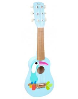 Дерев'яна іграшка Classic World Гітара Тукан (4027)