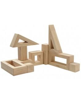 Дерев'яна іграшка Plan Toys Пустотілі блоки (5509)