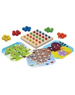 Дерев'яна іграшка Plan Toys Набірна дошка для творчості (5399)
