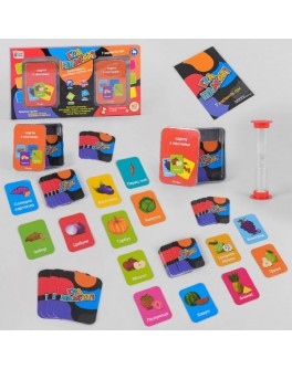 Гра настільна Гра пам`яті - Овочі та фрукти Fun Game (UKB-B 0046-1)