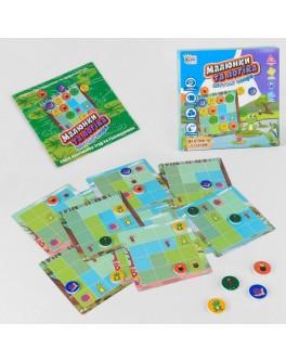 Гра настільна головоломка Fun Game Малюнки та логіка - Жителі Озера (UKB-B 0030)
