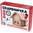 Деревянный конструктор Игротеко - Копилка на 37 деталей - mlt скарб