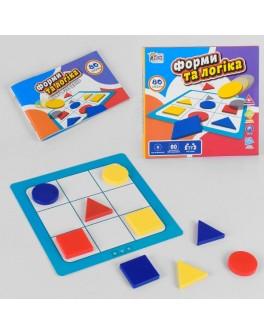 Розвиваюча гра Fun Game Форми та логіка (UKB-B 0034)