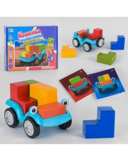 Розвиваюча гра Fun Game Машинка - головоломка (UKB-B 0043)