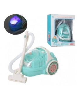 Дитяча іграшка Yihuttoys Пилосос бірюзовий (YH129-4B)