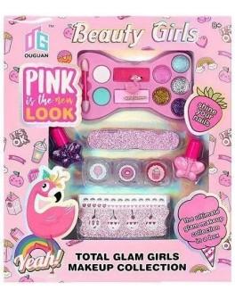 Набір дитячої косметики для макіяжу Beauty Girls (2003 R-S-U)