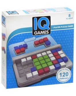 Гра-головоломка для 1 гравця IQ-Games Мозаїка. Кубики
