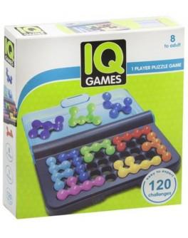 Гра-головоломка для 1 гравця IQ-Games Мозаїка. Кружечки