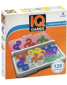 Гра-головоломка для 1 гравця IQ-Games Мозаїка. Ободок