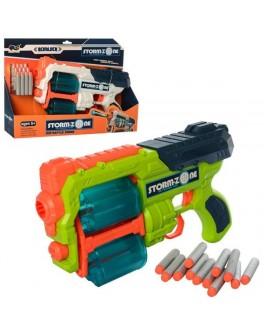 Ігровий дитячий пістолет з м'якими кулями (Z 1122 A)