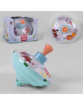 Іграшка дитяча Дзиґа металопластик (NR 860)