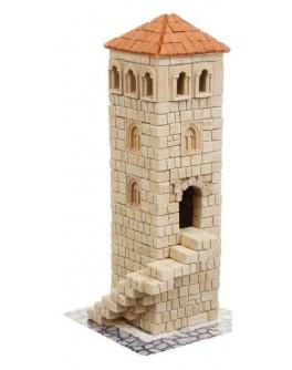 Керамический конструктор Башня 420 деталей - esk 70217