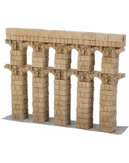 Конструктор Акведук з керамічних цеглинок 220 деталей - esk 70606