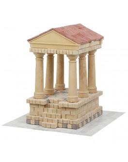 Конструктор Римський храм з керамічних цеглинок 390 деталей - esk 70576