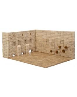Конструктор Західна стіна. Стіна Плачу з керамічних цеглинок 620 деталей - esk 70798
