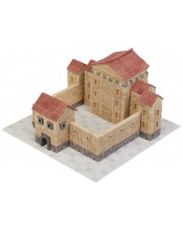 Конструктор Старий замок (Тернопіль) з керамічних цеглинок 1150 деталей - esk 70767