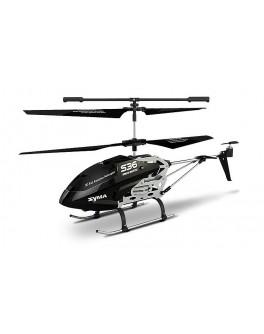 Вертолет Syma S36 на пульте управления  - mlt  S36