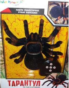 Радиоуправляемый паук Тарантул