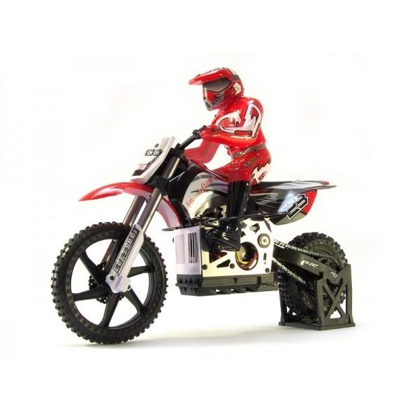 фото Радиоуправляемая модель мотоцикла 1/4 Himoto Burstout MX400 - prdis MX400