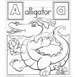 Гигантская раскраска Алфавит Melissa & Doug - MD 9109