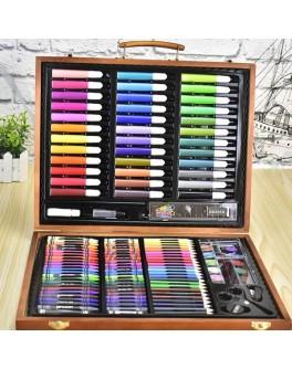 Художній набір для малювання 150 предметів в валізі Kartta (MK 2455)