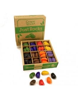 Восковые мелки 64 шт Crayon Rocks (8 цветов) - sand CR64/8