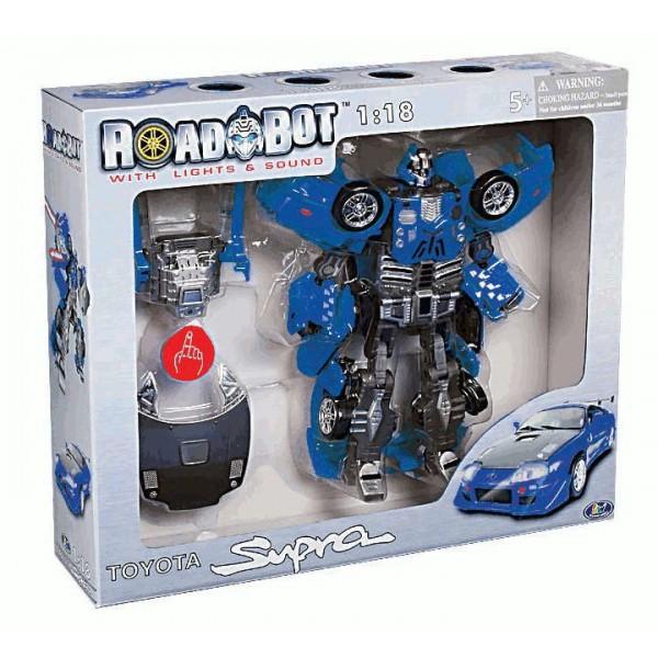Робот-трансформер TOYOTA Supra (1:18) - igs 50070