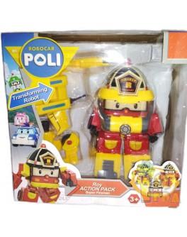 Трансформер-машинка Робокар Поли - Рой (868) - mlt 868