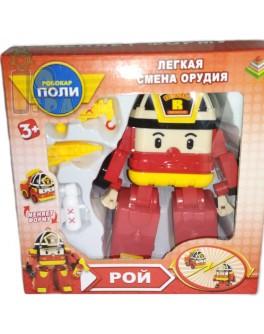 Трансформер-машинка Робокар Поли - Рой (DT 335) - DT 335