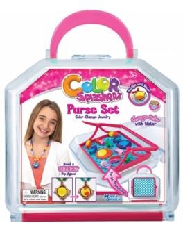 Игровой набор Ювелирный чемоданчик Color Splasherz - kklab 56505