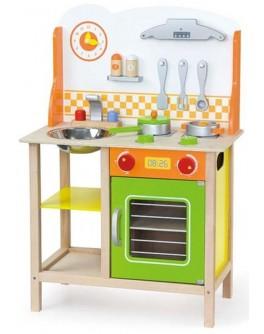 Деревянная игрушка Viga Toys Фантастическая кухня (50957) - afk 50957