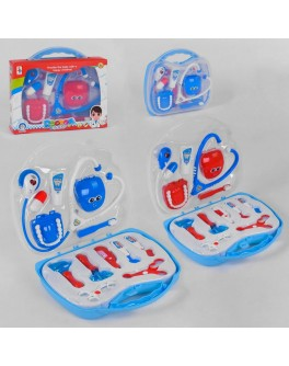 Набір лікаря стоматолога у валізці 12 предметів (SD 169-269 A / SD 169-219)