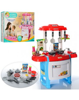 Детская кухня интерактивная (WD-B18)