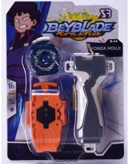 Игрушка волчок Бейблейд (Beyblade) с ручкой для запуска