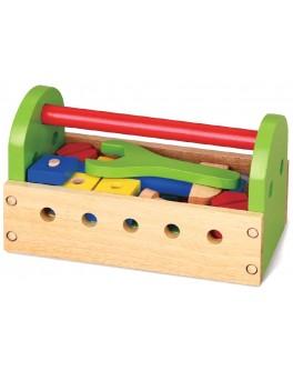 Деревянная игрушка Viga Toys Ящик с инструментами (50494)