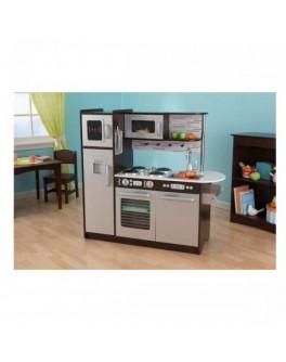 Игровой набор Кухня  Uptown  Espresso Kitchen KidKraft - kidk 53260