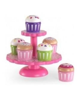 Игровой набор  Cupcake Stand with Cupcakes KidKraft - kidk 63172