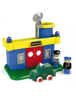 Игровой набор Полицейская станция - kklab 5560