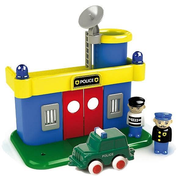 фото Игровой набор Полицейская станция - kklab 5560
