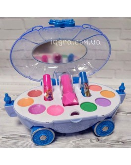 Набір дитячої косметики в кареті на колесах Холодне серце (CS 68 E 4)