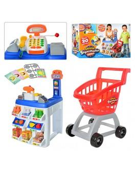 Игровой набор Keenway Супермаркет Delux (31621) - mpl 31621