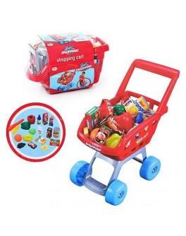 Набор Супермаркет тележка с продуктами 668C-1 - MULT  668C-1