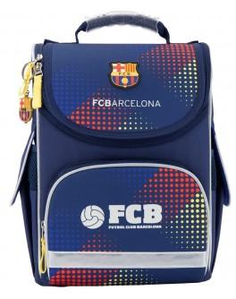 Рюкзак школьный каркасный Kite 501 FC Barcelona (BC17-501S) - BC17-501S
