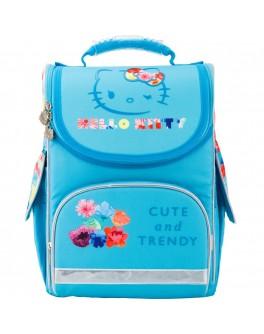 Рюкзак школьный каркасный Kite 501 Hello Kitty (HK17-501S-1) - HK17-501S-1