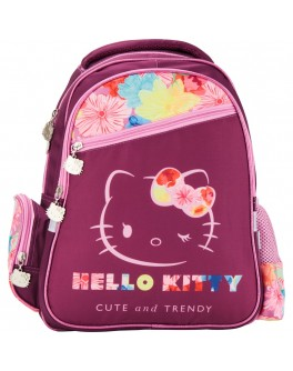 Рюкзак школьный Kite 520 Hello Kitty (HK17-520S) - HK17-520S