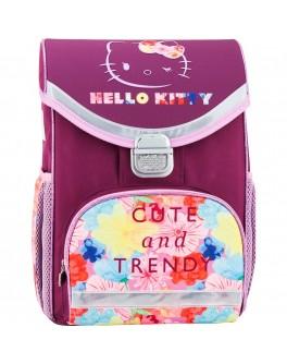 Рюкзак школьный каркасный Kite 529 Hello Kitty (HK17-529S) - HK17-529S