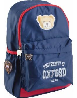 Рюкзак дитячий з ведмедиком YES OX-17 j031, 26х37х15.5 см